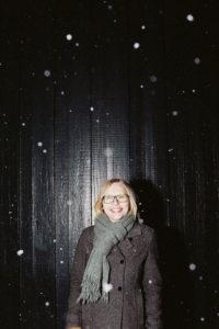 Autorin Pernille Boelskov - Foto © Rasmus Kahlen