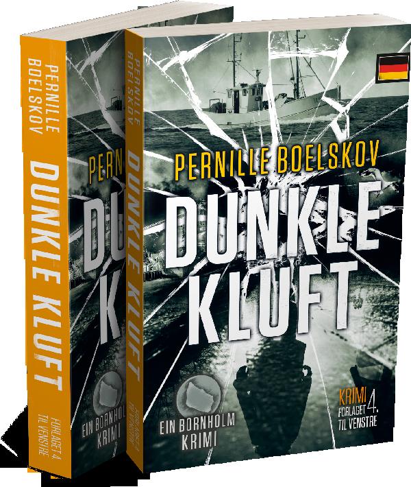 Dunkle Kluft von Pernille Boelskov